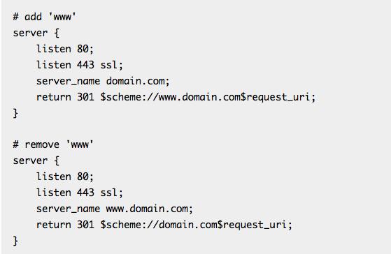 SOLVED] Openhab2 nginx config - Installation - openHAB Community