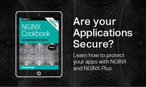 NGINX Cookbook - Advanced Recipes for Security ebook