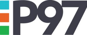 P97 logo for NGINX Plus case study