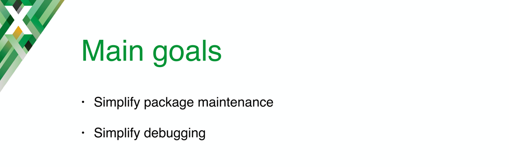 Another motivation for implementing NGINX dynamic modules is to simplify debugging: by commenting out a module, you can easily determine whether it is causing a particular bug