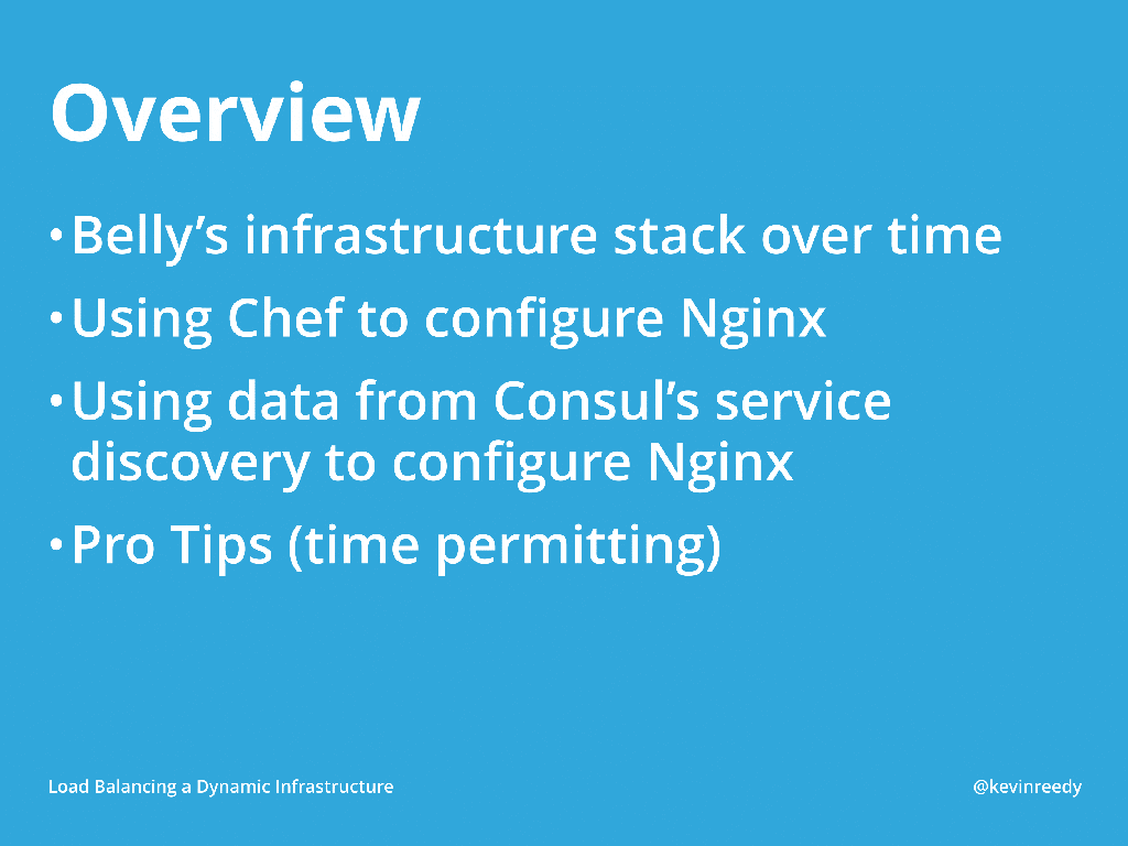 Nginx chef and consul for load balancing of containers for Consul dns load balancing