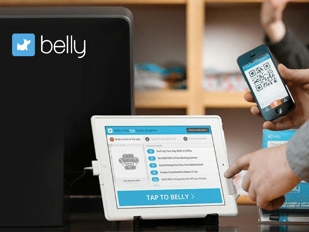 Belly is a replacement for a punch card at a coffee shop [presentation by Kevin Reedy of Belly Card at nginx.conf 2014]