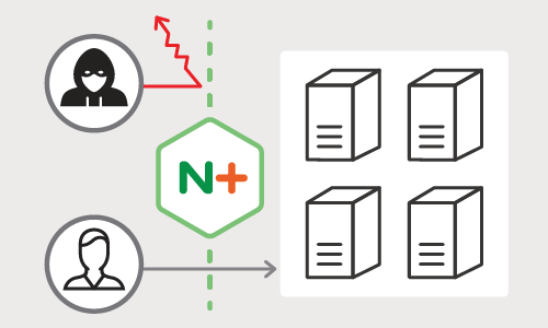 Secure Apps with NGINX Plus