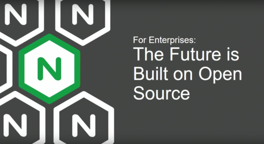 iu0027m going to start with a very simple proposition for enterprises the future is built on open source letu0027s just think about that for a second