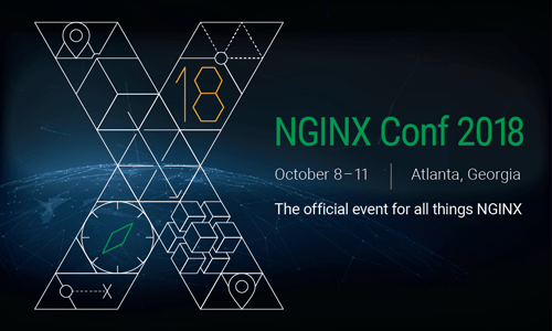 "NGINX Conf 2018 in Atlanta Features A New ""Deep Dive"" Track for Expert Developers"